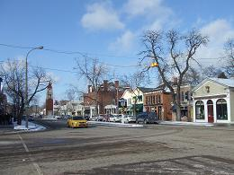picture of Niagara on the Lake Downtown