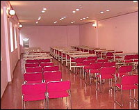 pictures of presentation room