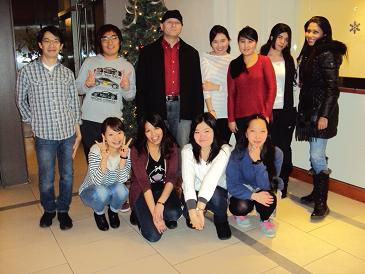 picture of Pui and Yeni St Paul's free English Class