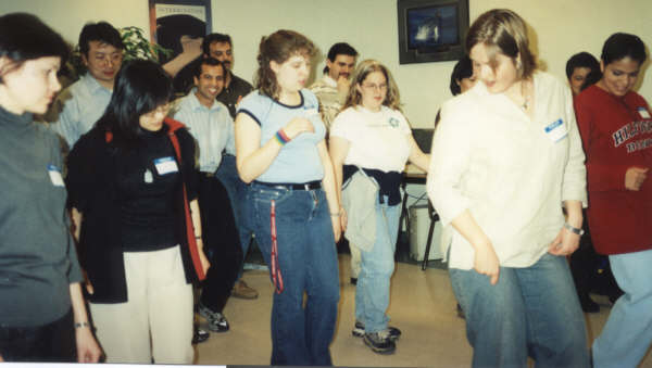 picture of TLC latin dance lessons and culture exchange