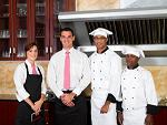 Picture of students in Niagara Falls  Hospitality work experience program